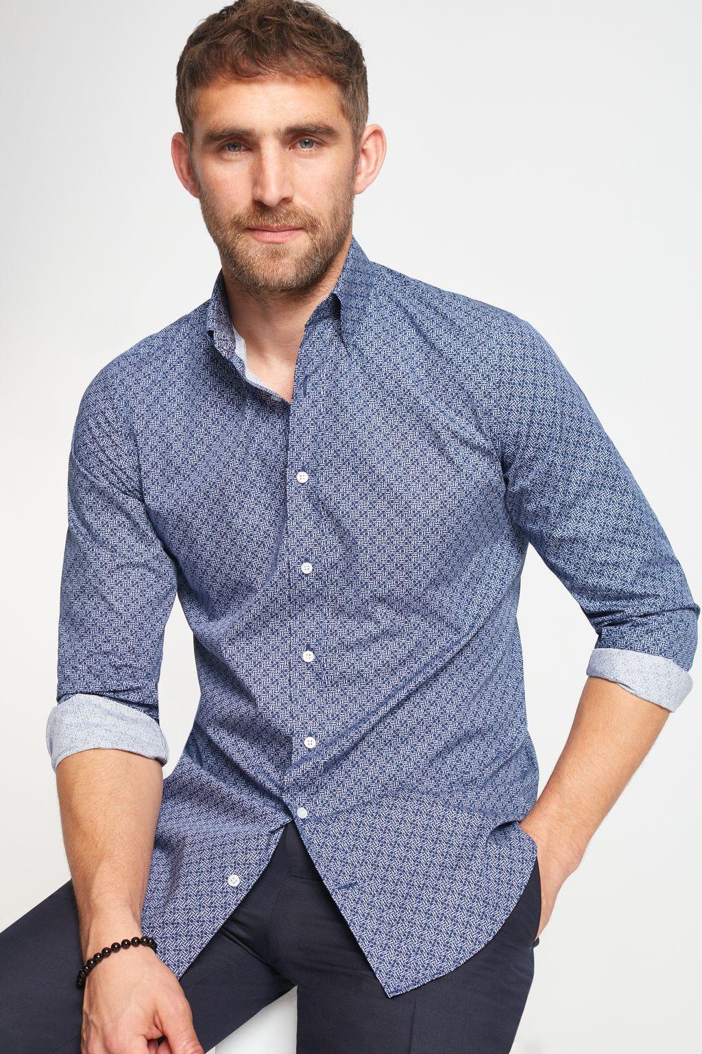 CH poplin shirt