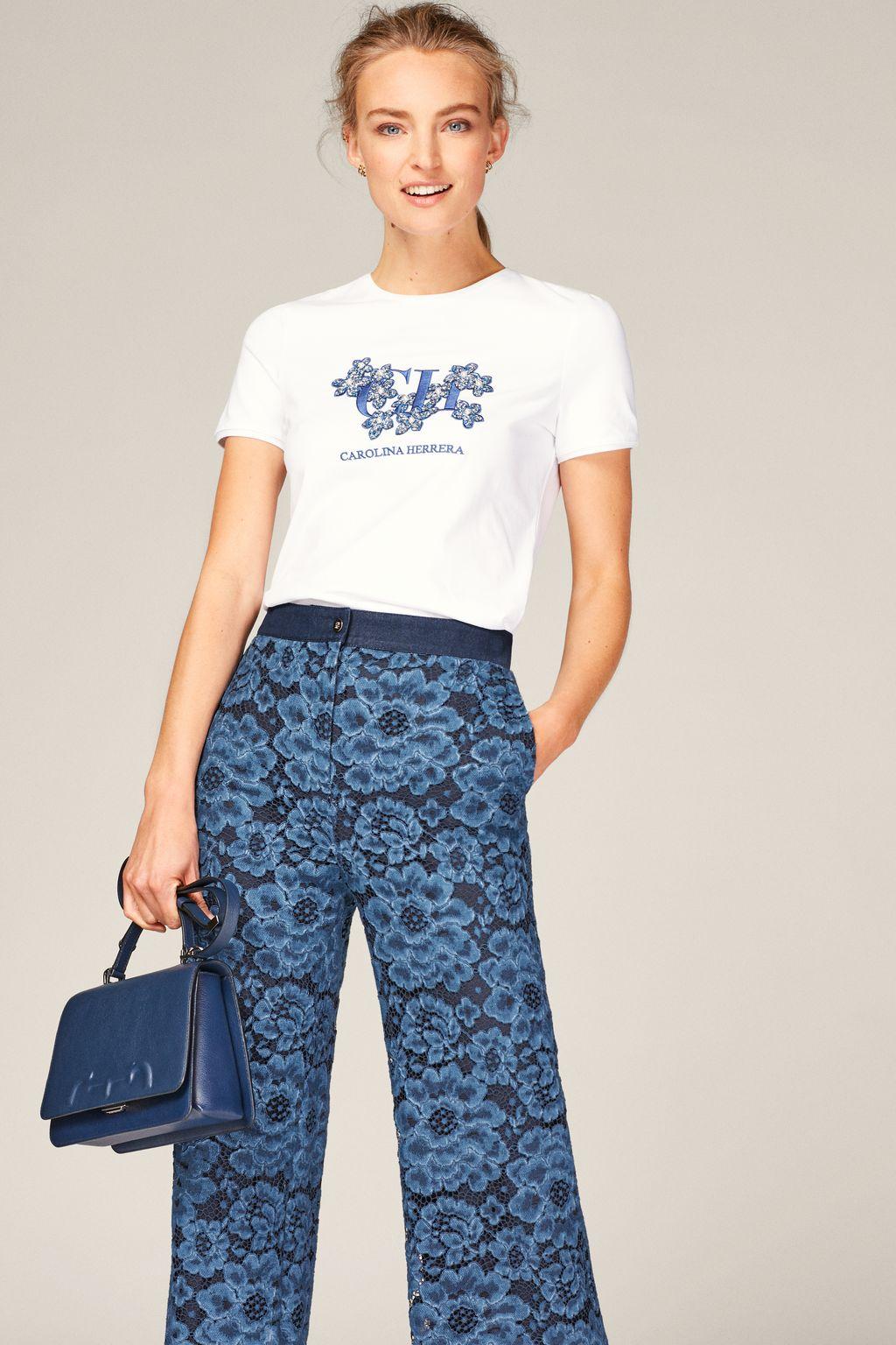 CH Jasmine cotton t-shirt