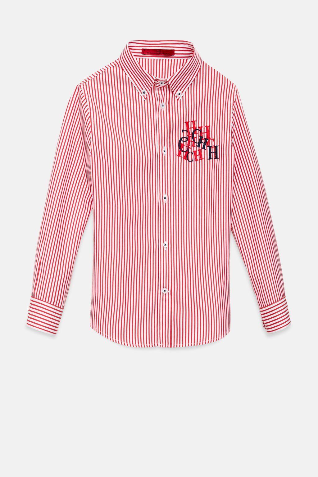 CH Swing striped shirt