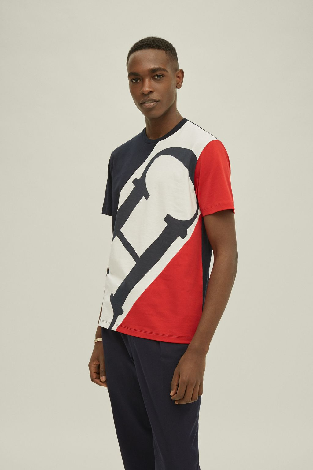 CH Insignia cotton t-shirt