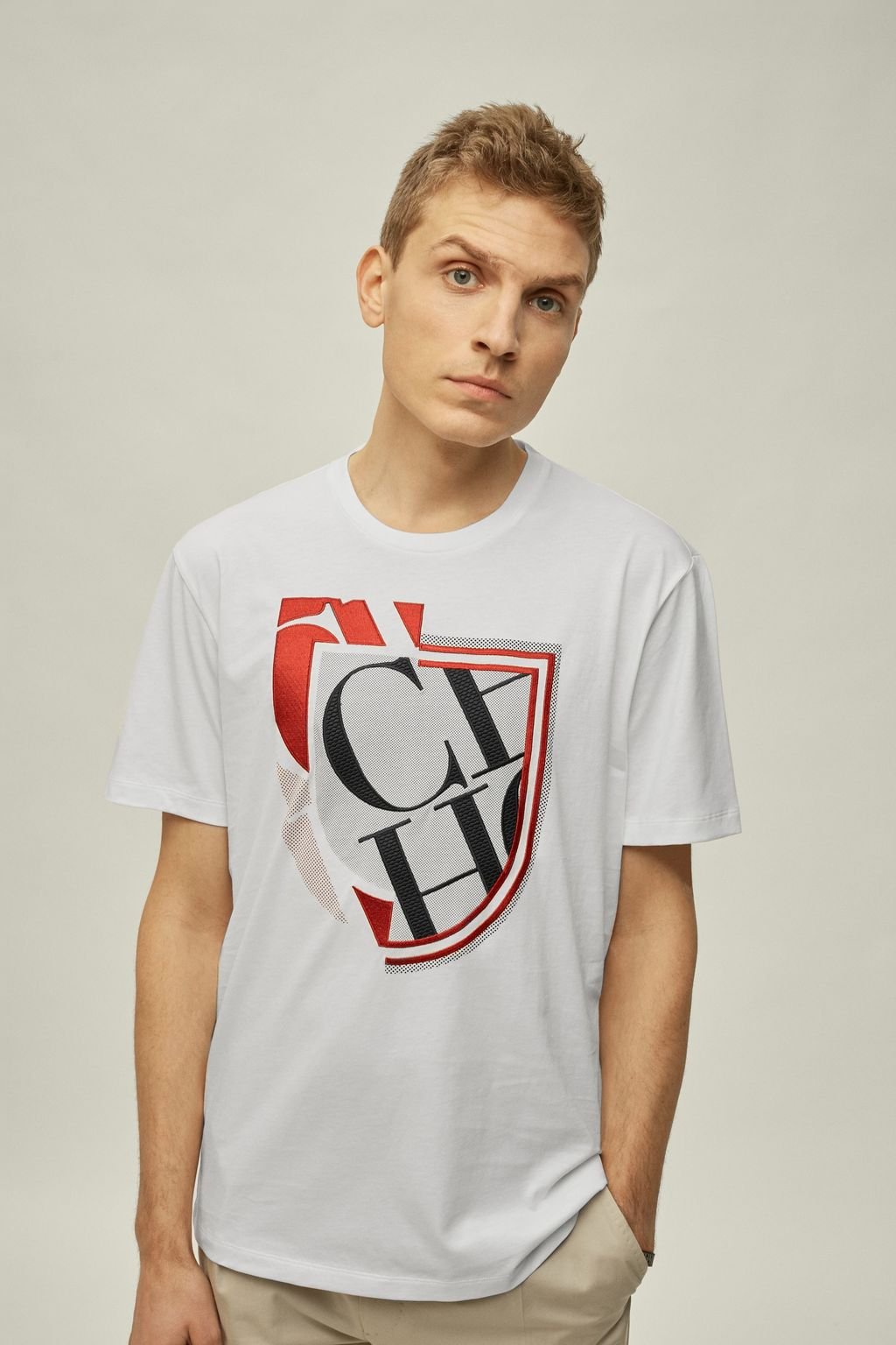 Escudo cotton t-shirt