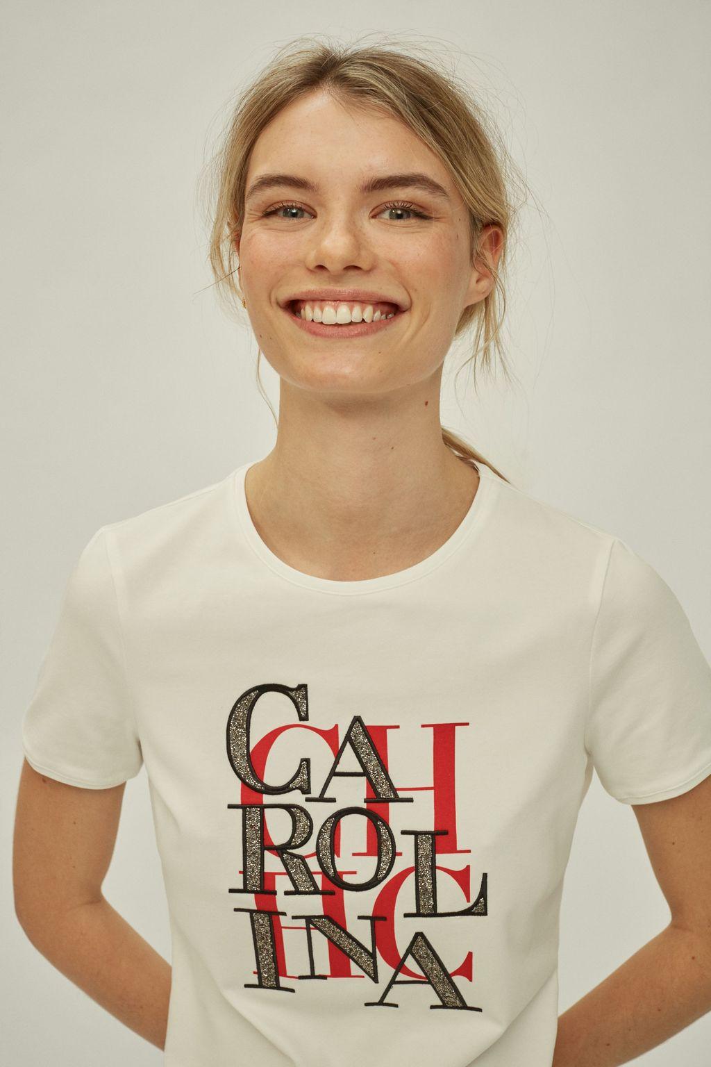 CH rock cotton t-shirt