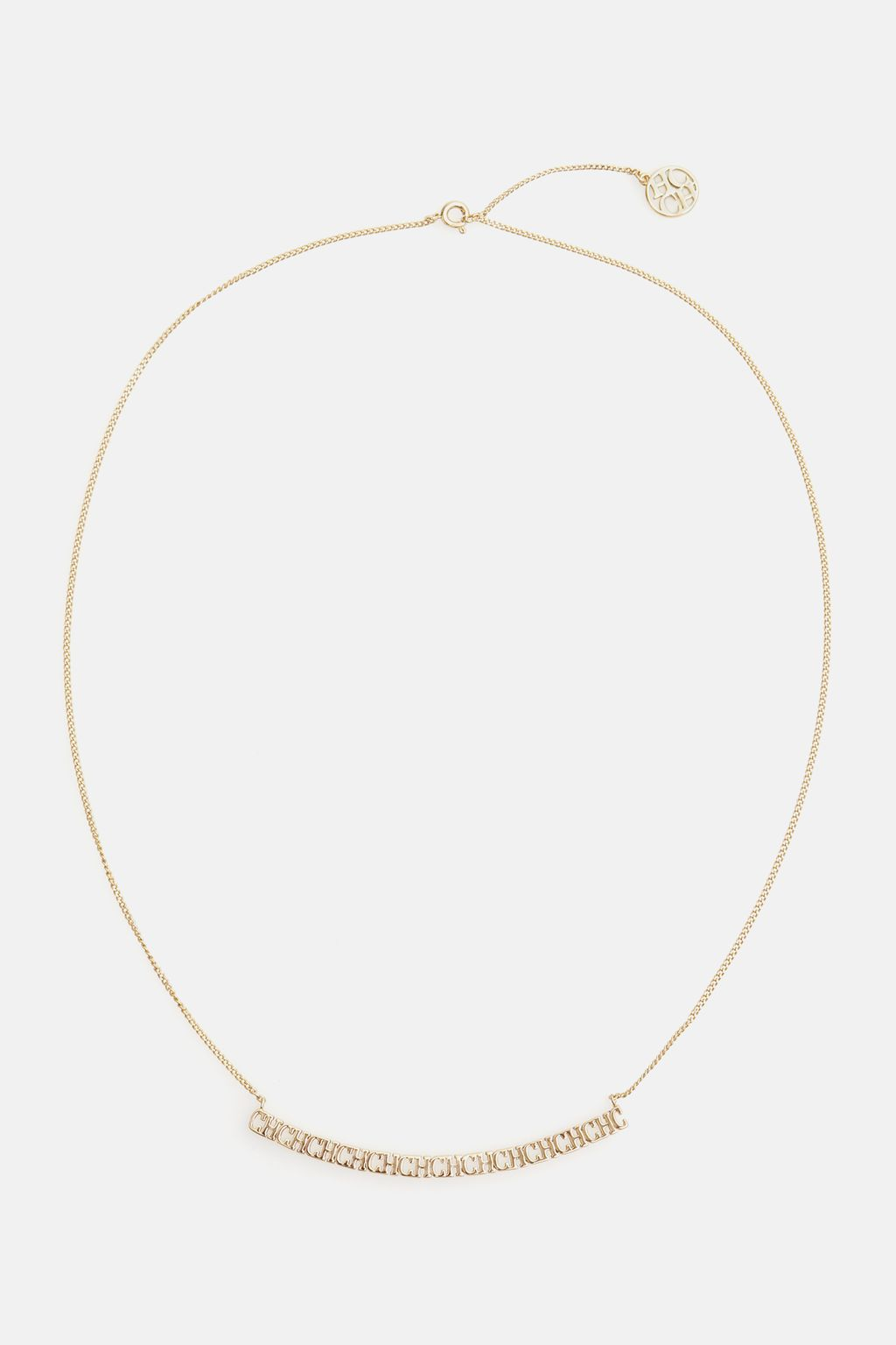 Between the Line necklace