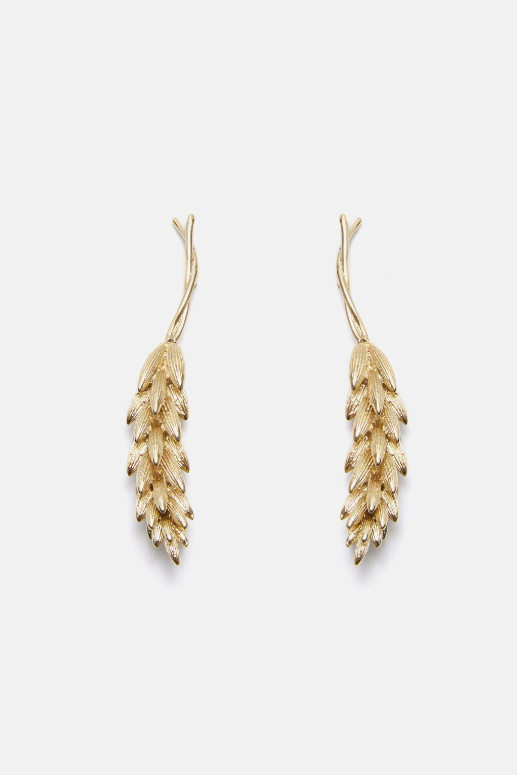 Champ de Blé earrings