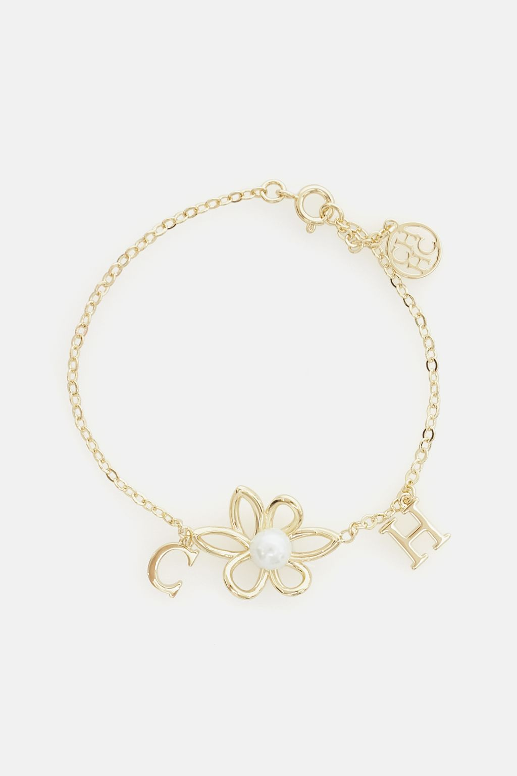 Jasmine Silhouette bracelet