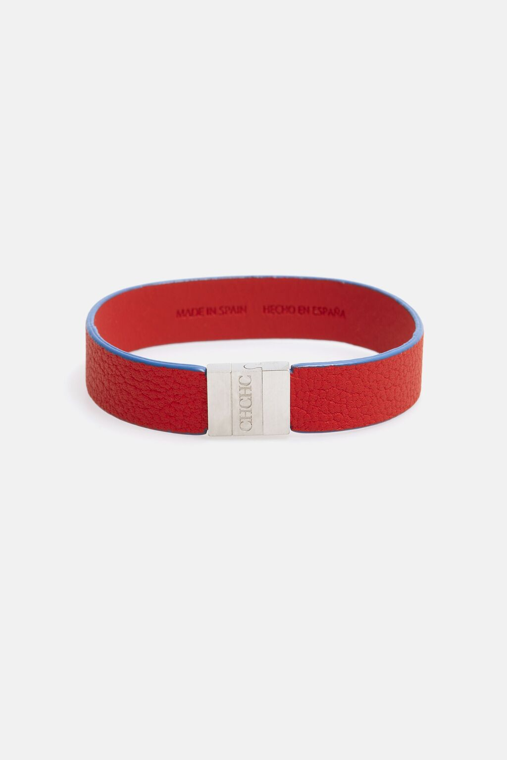 CH Magnet leather bracelet