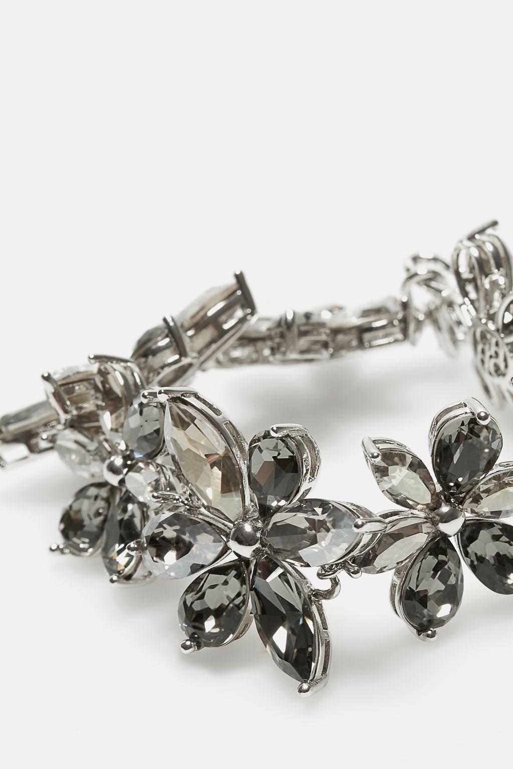 Crystal Jasmine bracelet