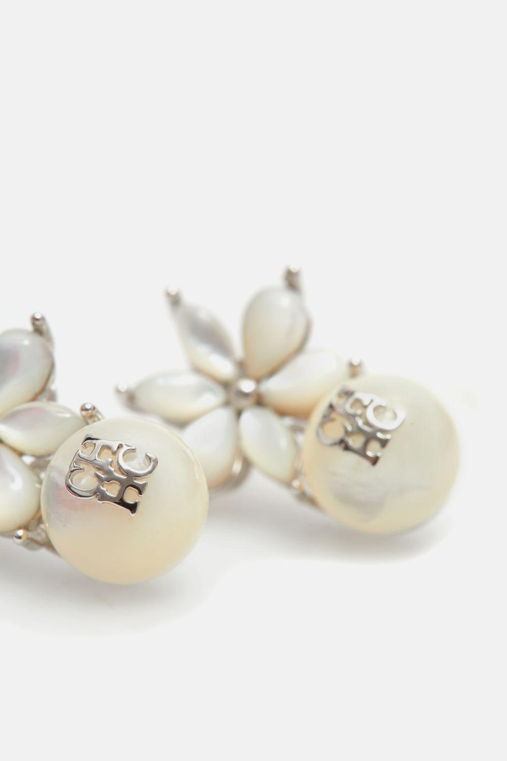 Crystal Jasmine small earrings