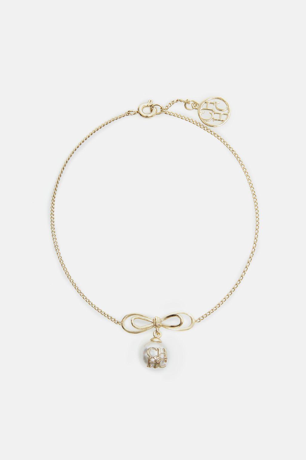 Ribbon Pearl bracelet