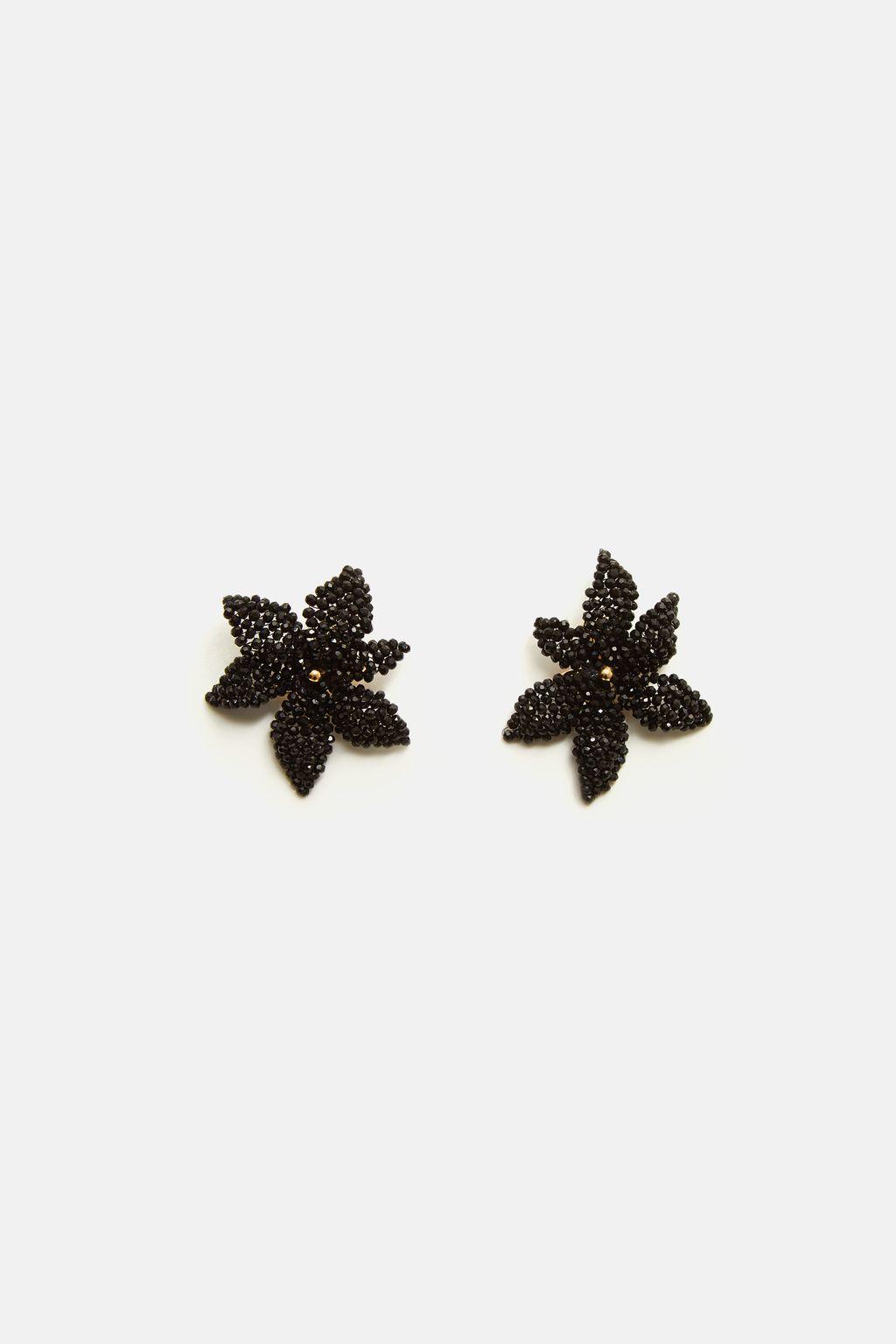 Jasmine Beads medium earrings