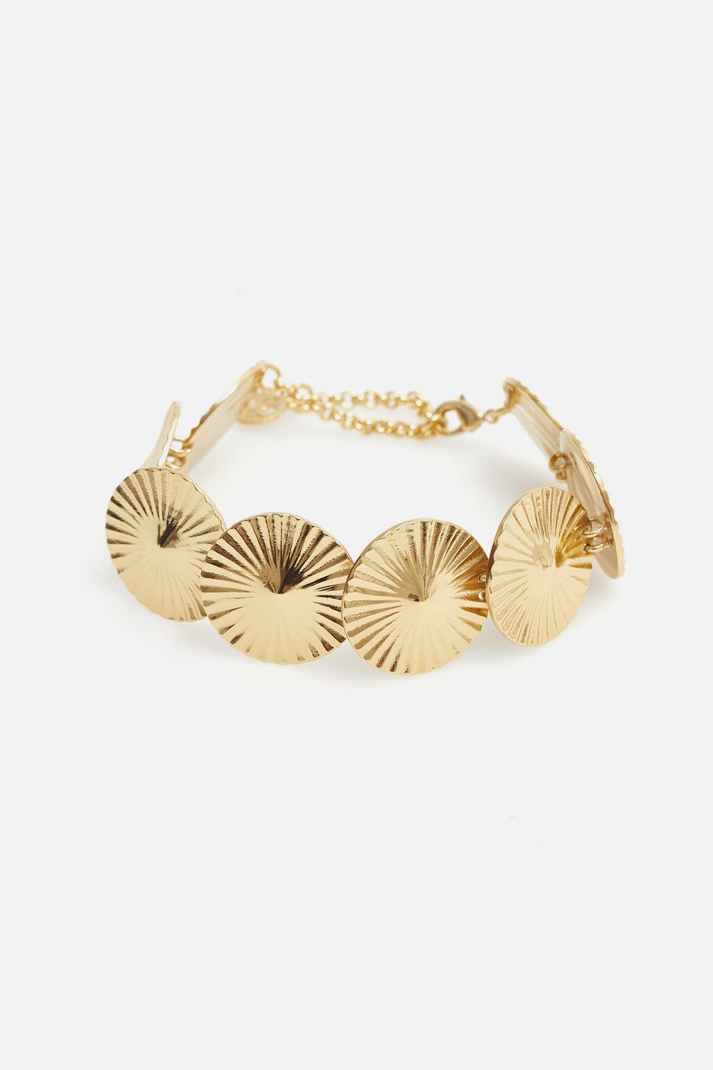Guilloché bracelet