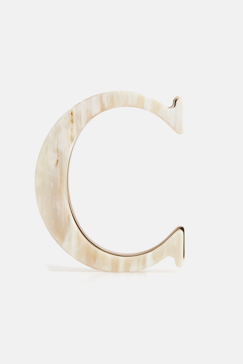 Insignia horn cuff