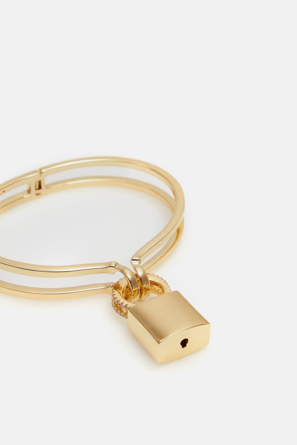 Locked Insignia bracelet