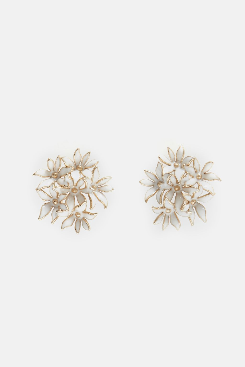 Biznaga earrings