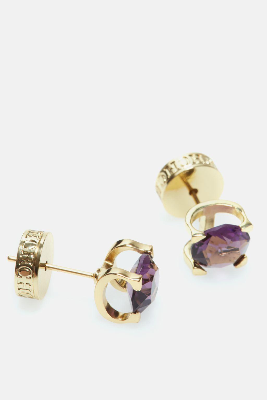 Diamond Insignia earrings