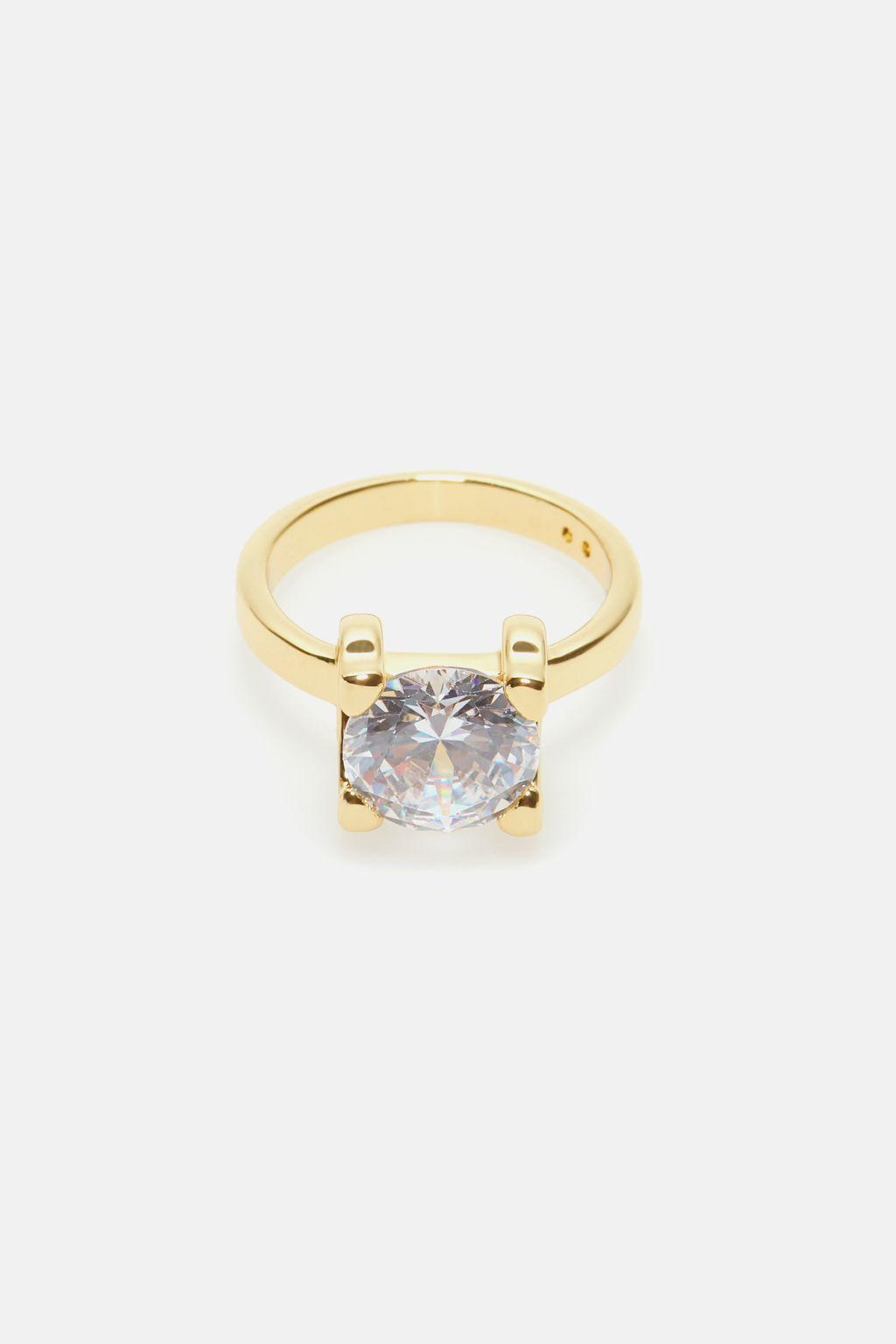 Diamond Insignia ring