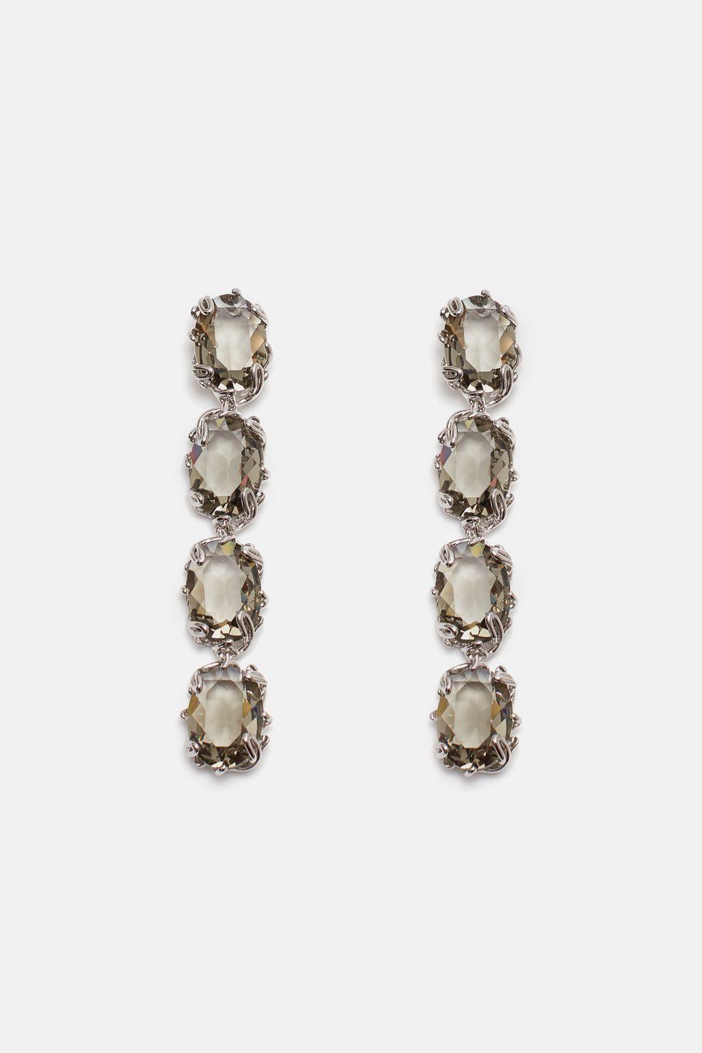 Cocktail drop earrings