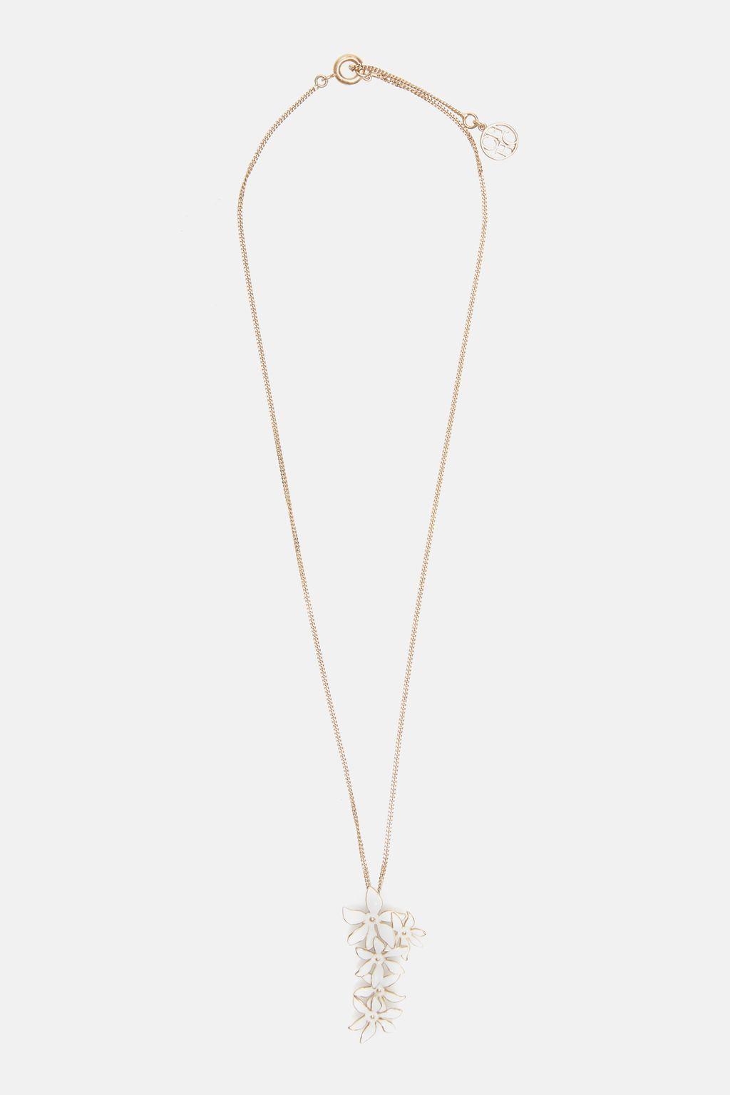 Biznaga necklace