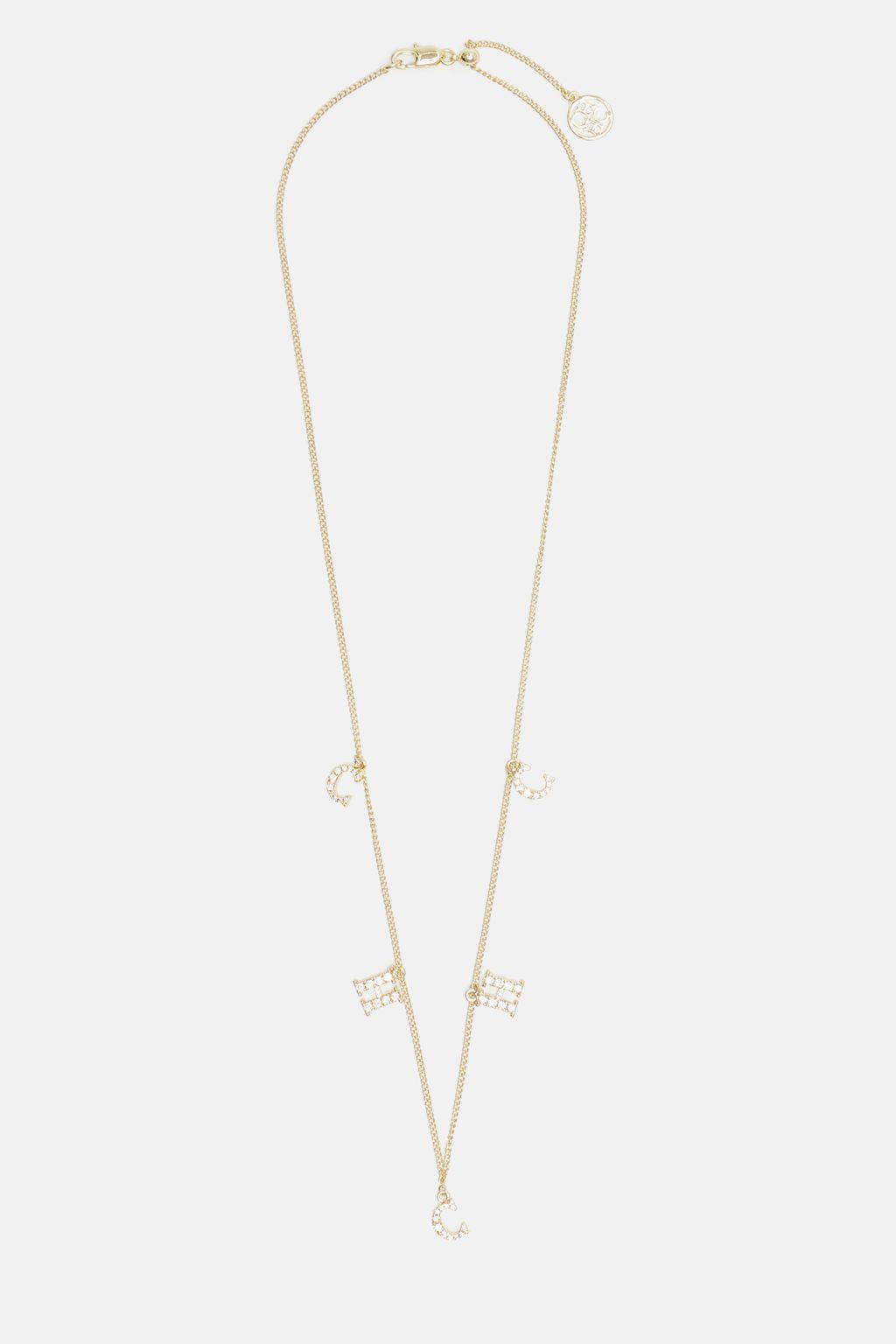 Petite CH necklace