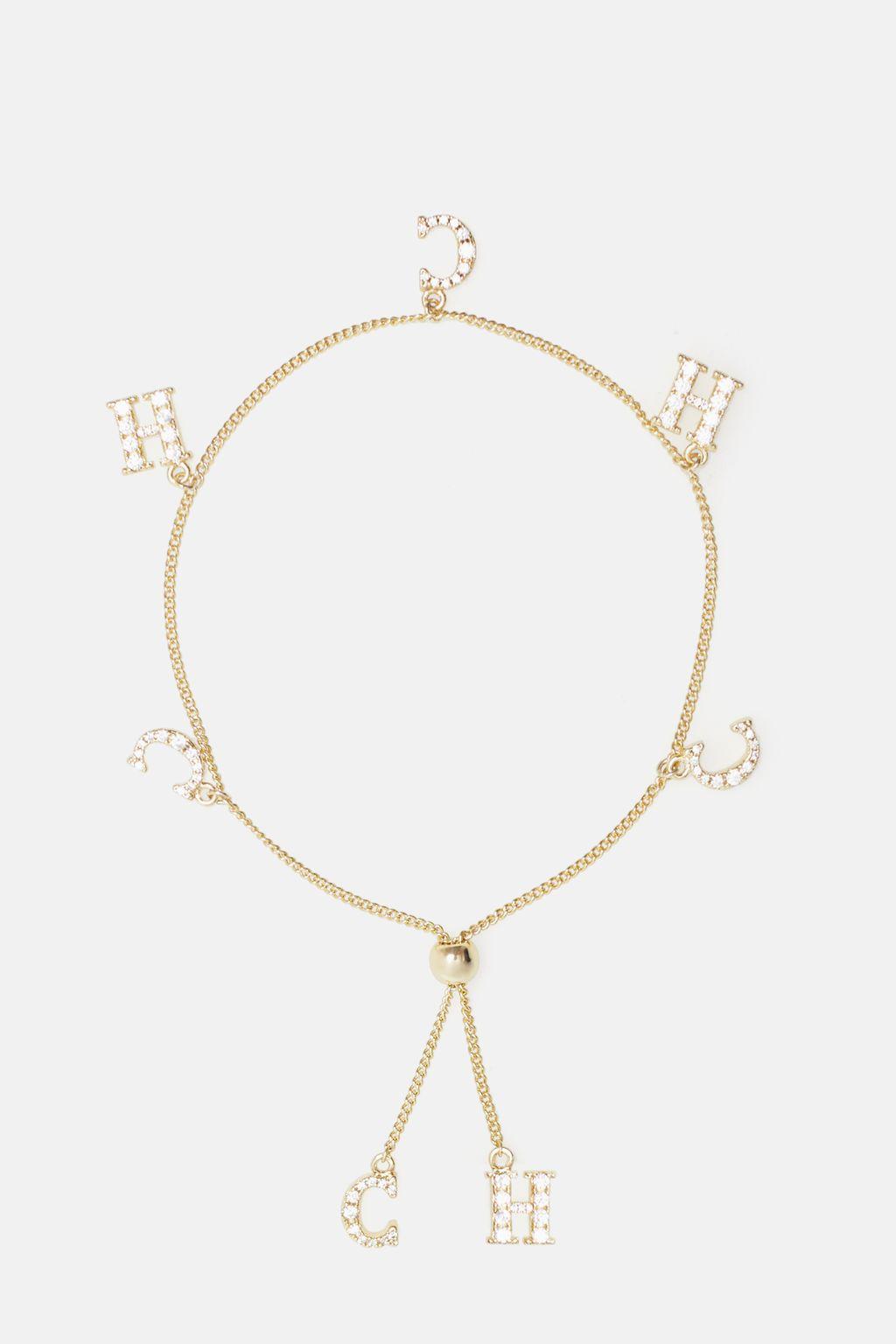 Petite CH bracelet