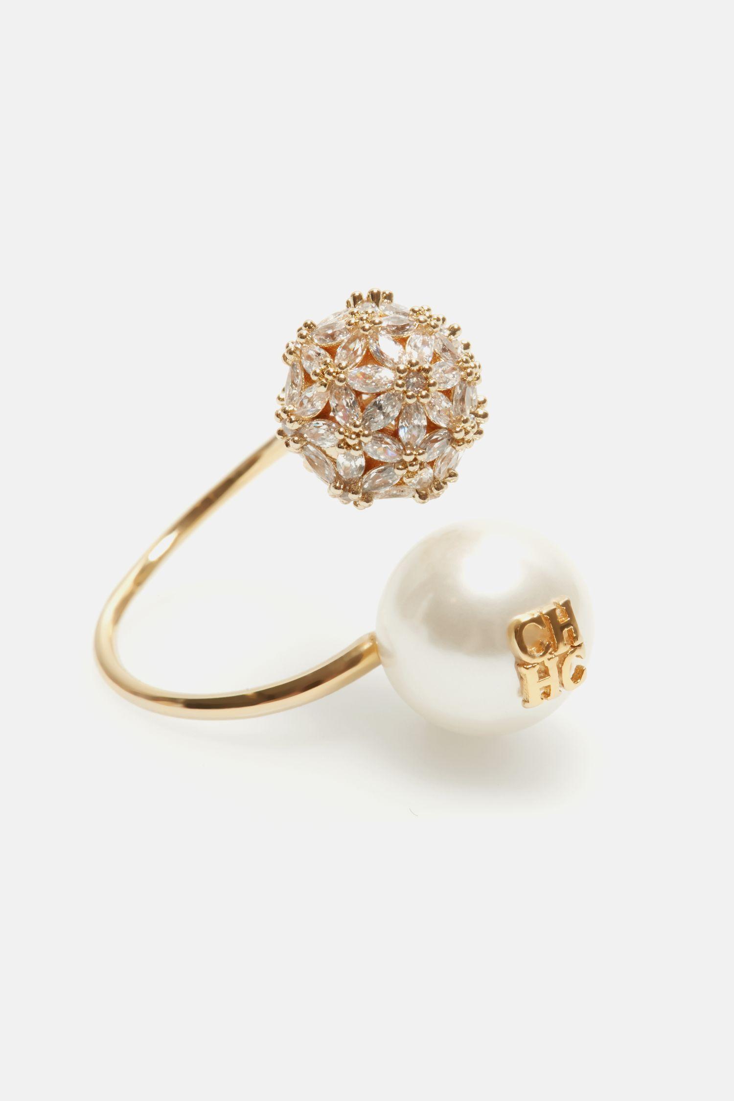 Bouquet Jasmine ring