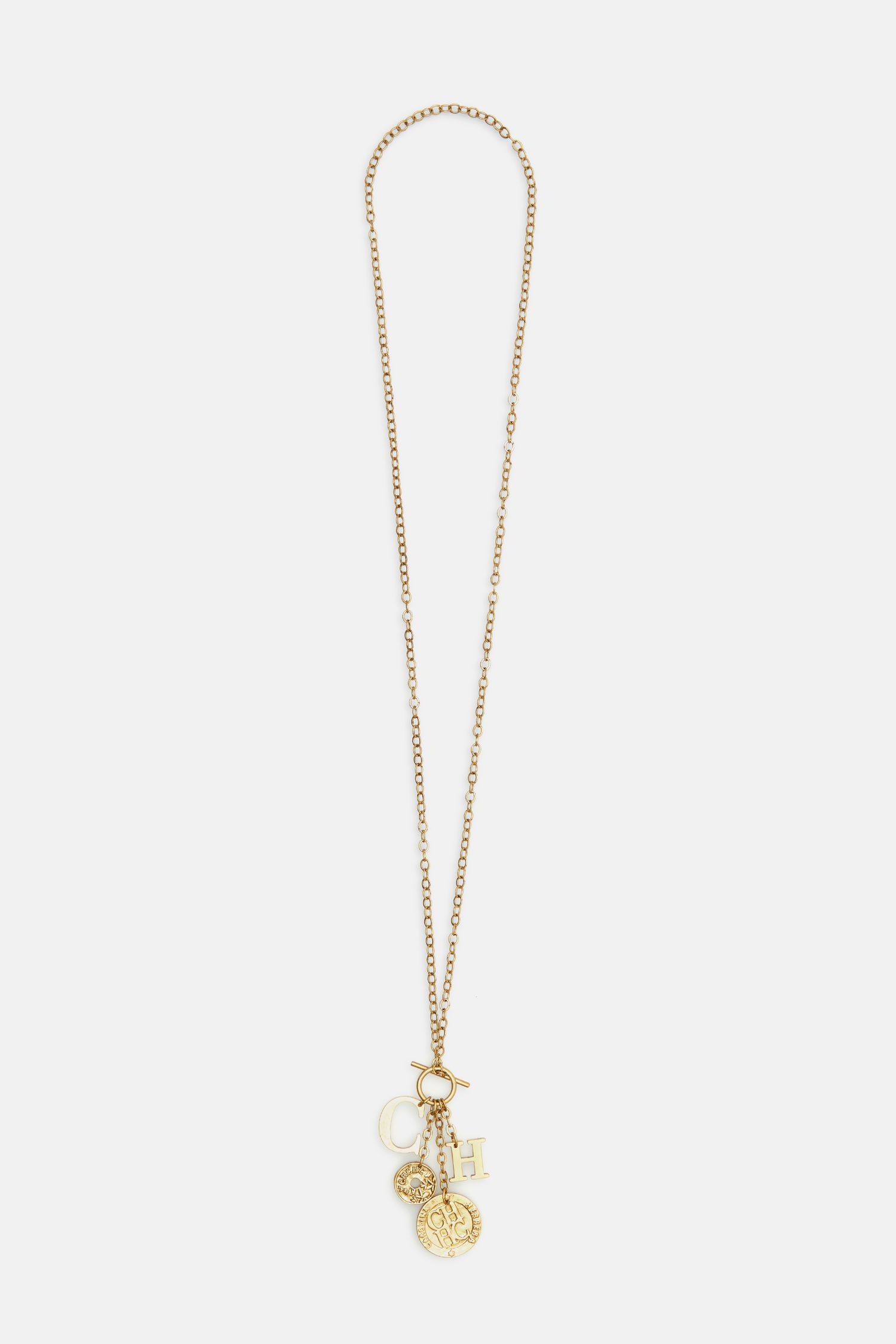 CH Coins necklace