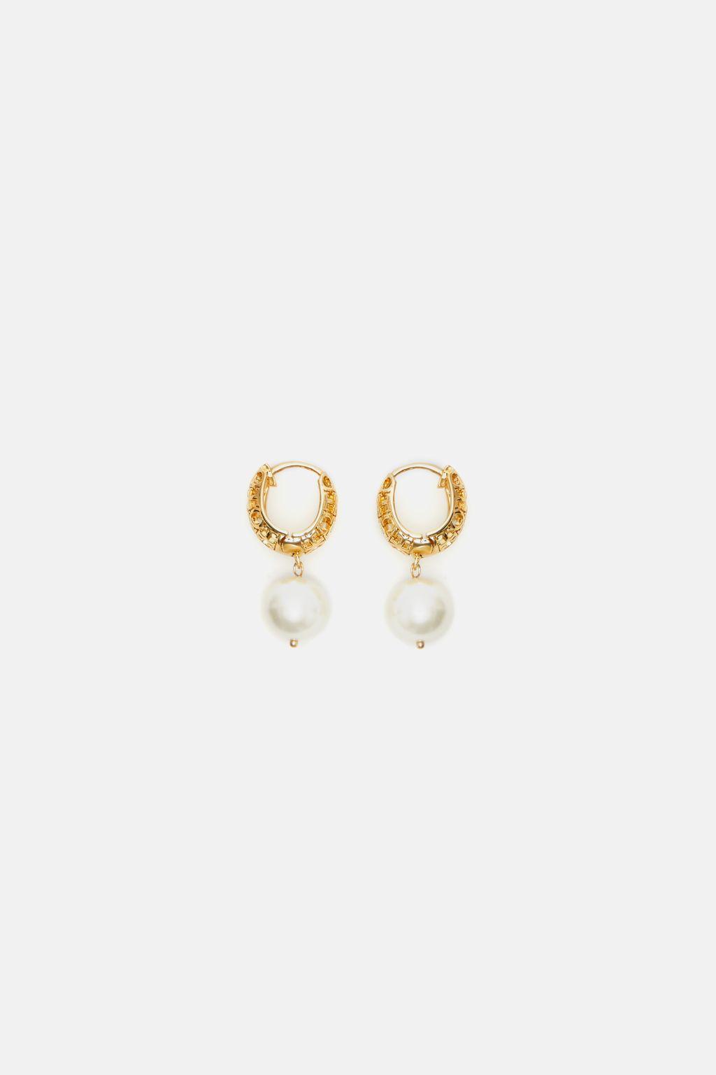 CH Maillon earrings