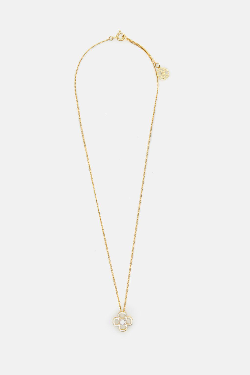 Insignia Rosetta necklace