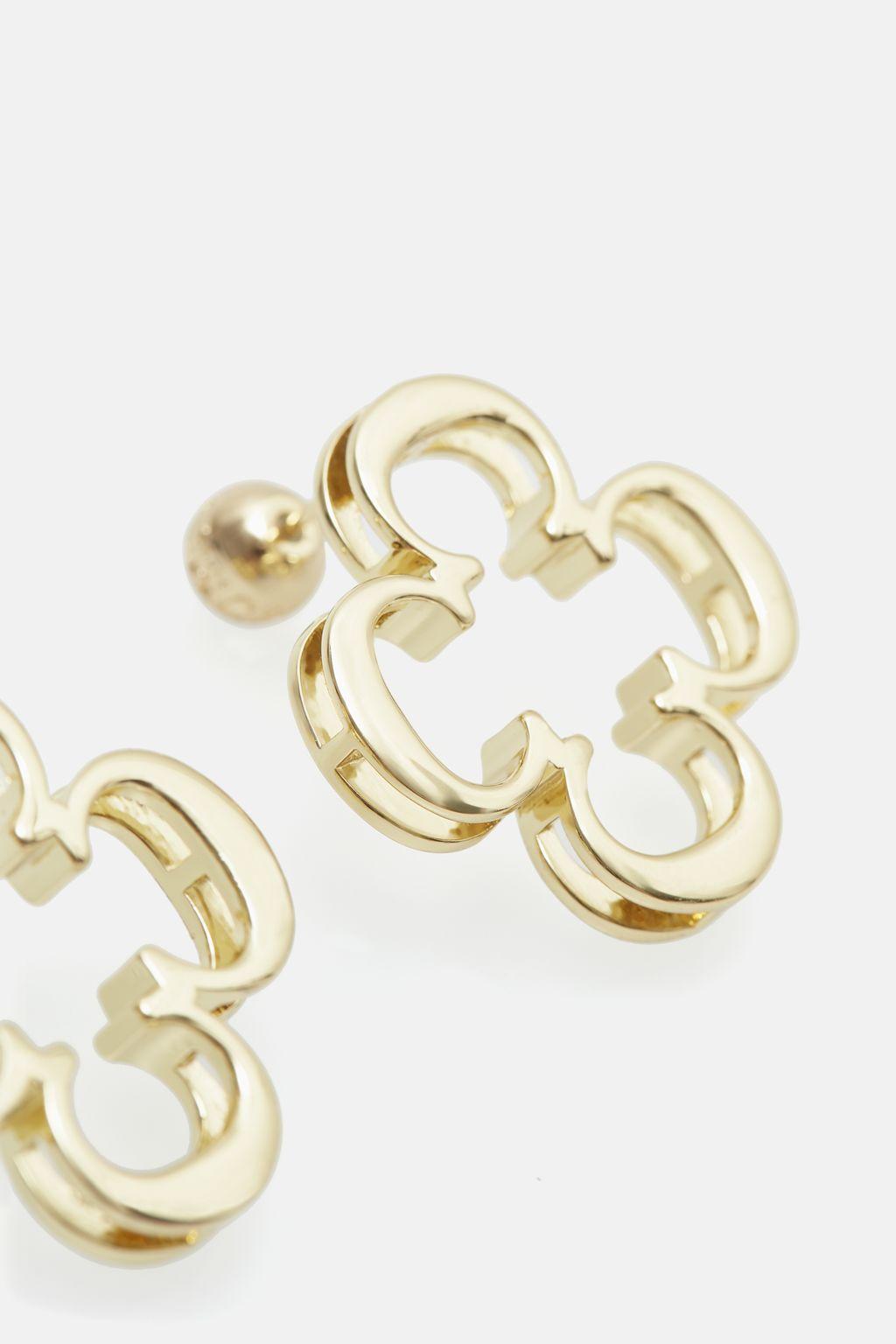 Insignia Rosetta earrings