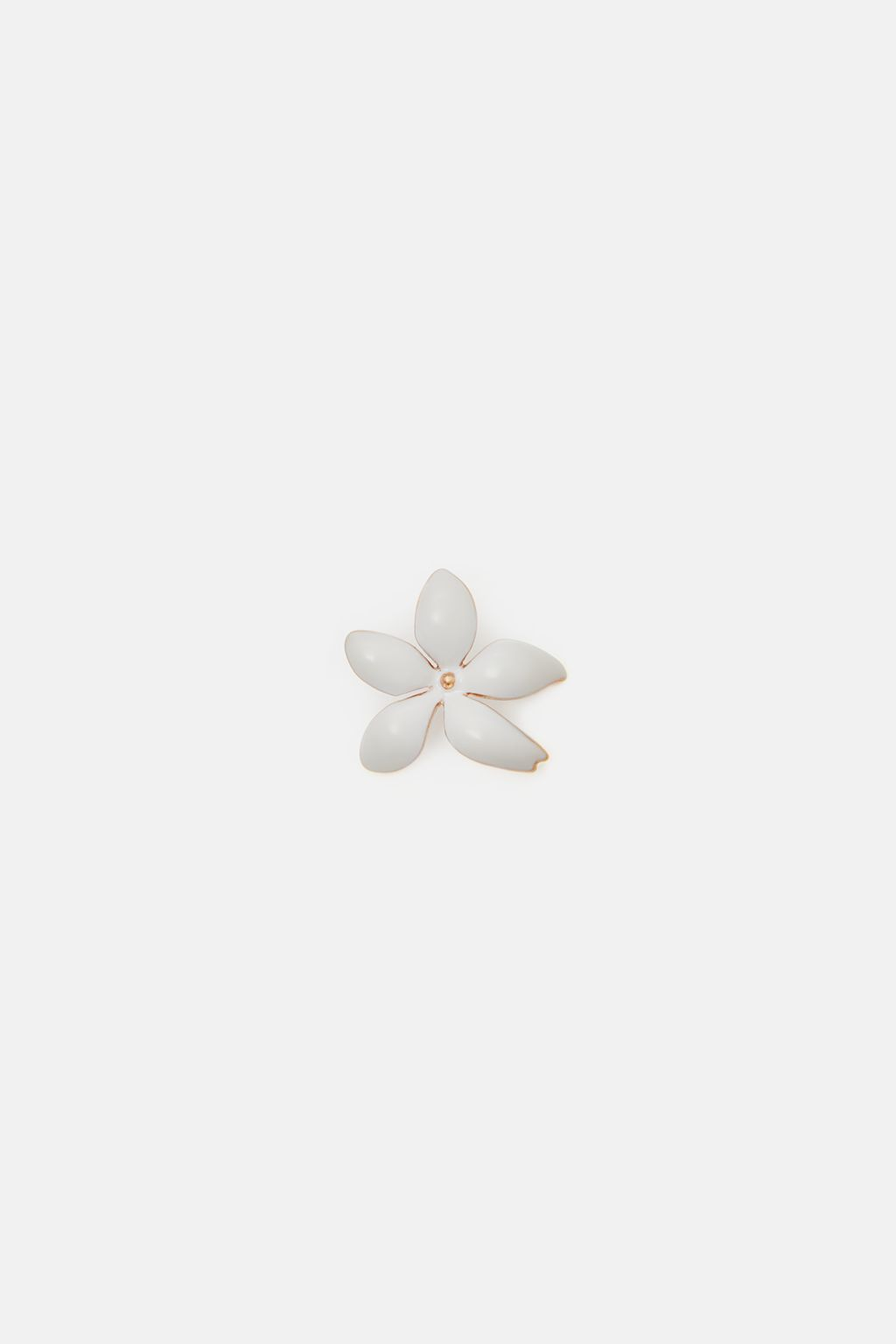 Falling Jasmine medium single earring
