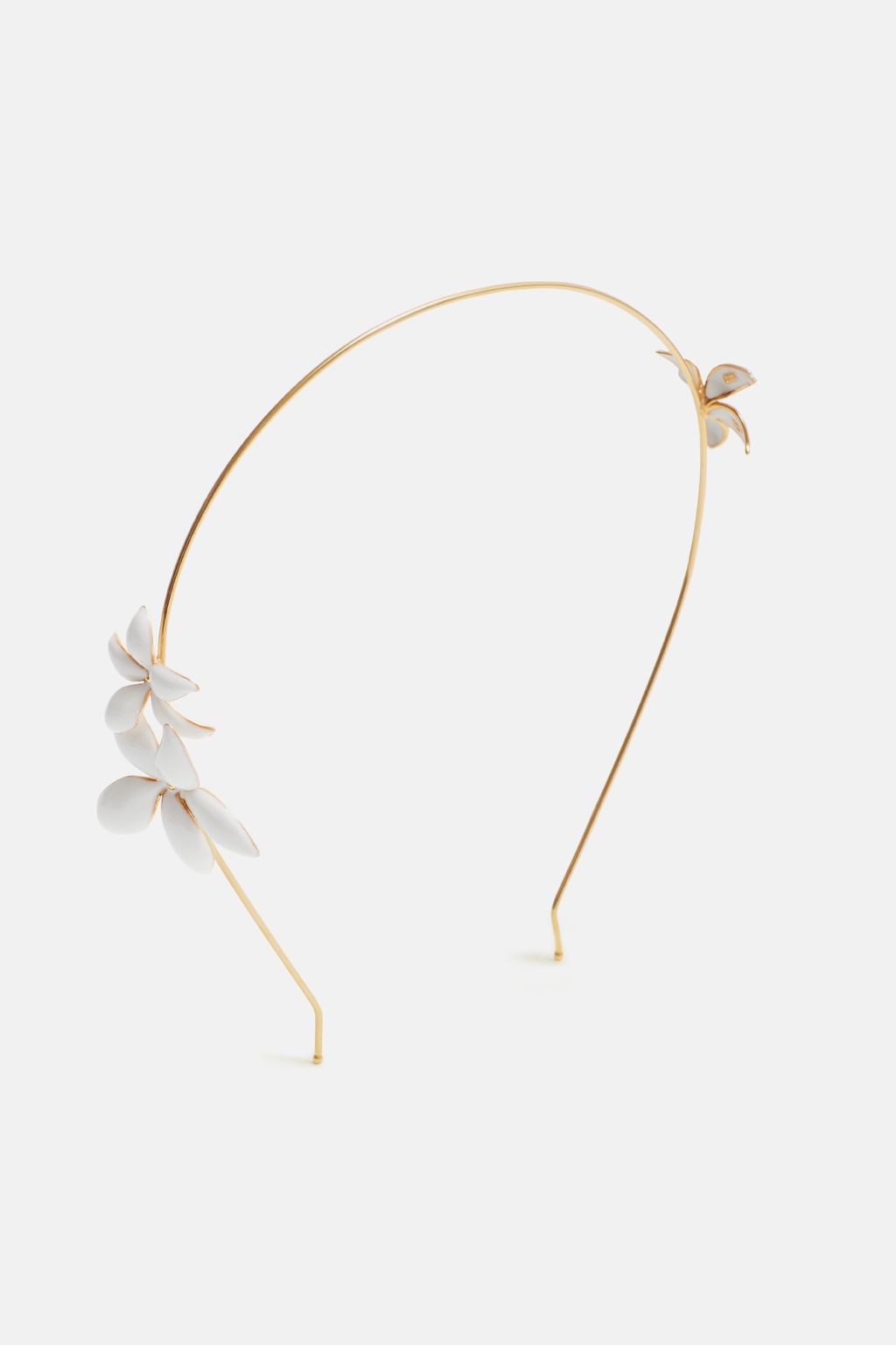 Falling Jasmine headband