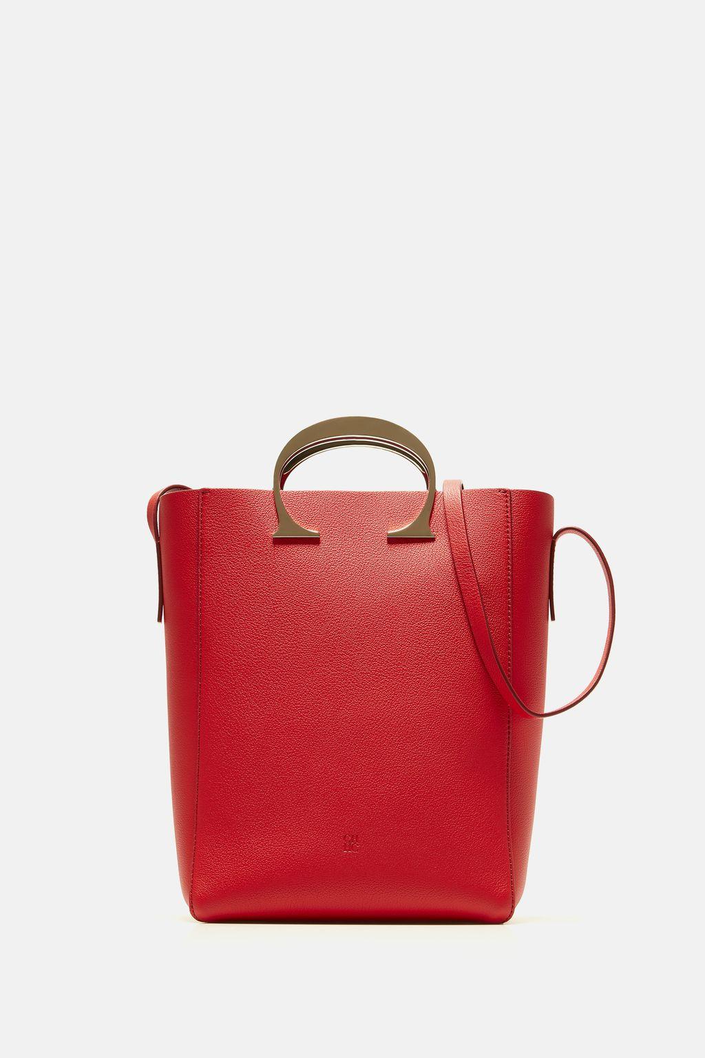 Insignia Tote | Small shoulder bag