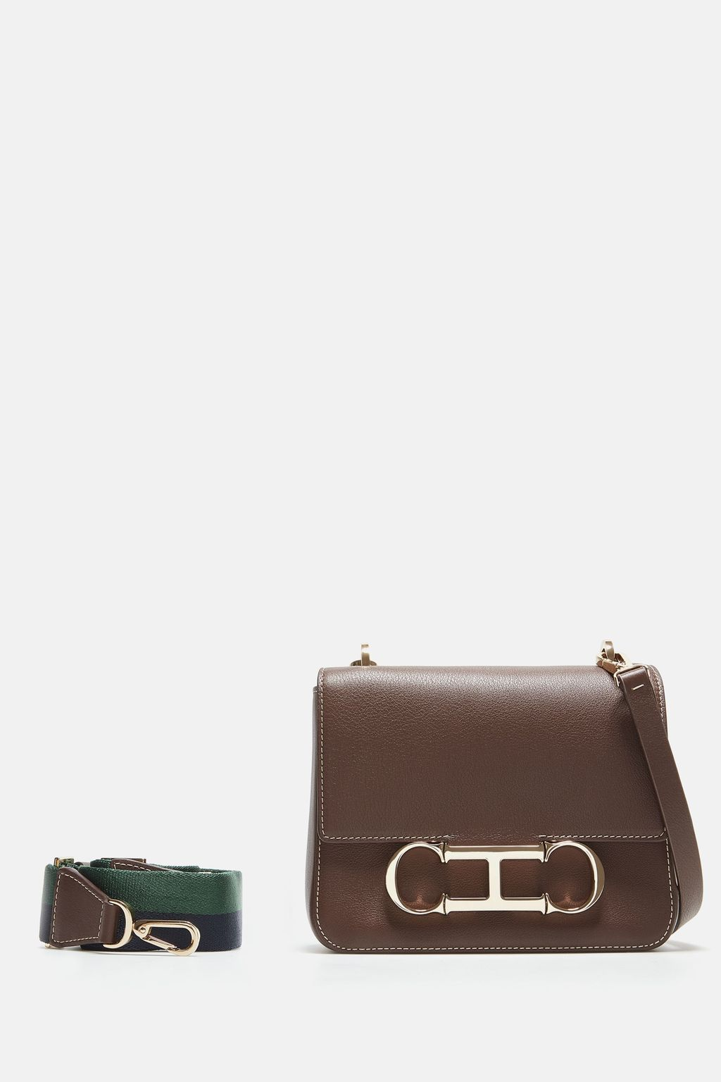 Initials Insignia | Small shoulder bag