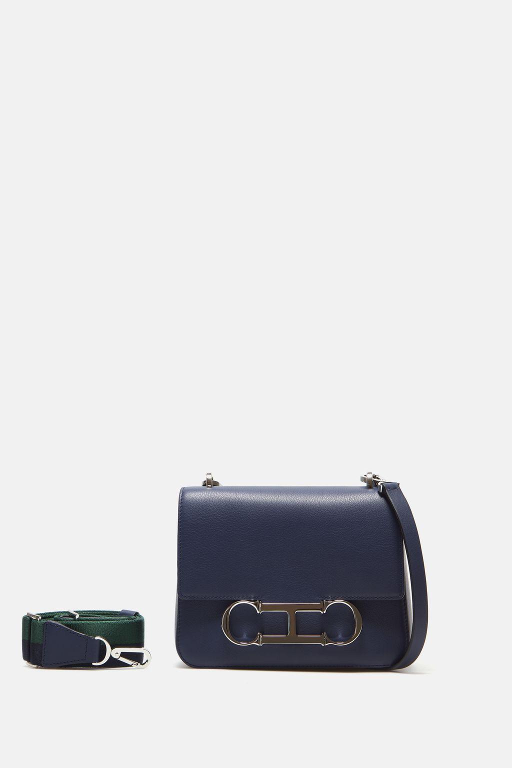 Initials Insignia | Small shoulder bag