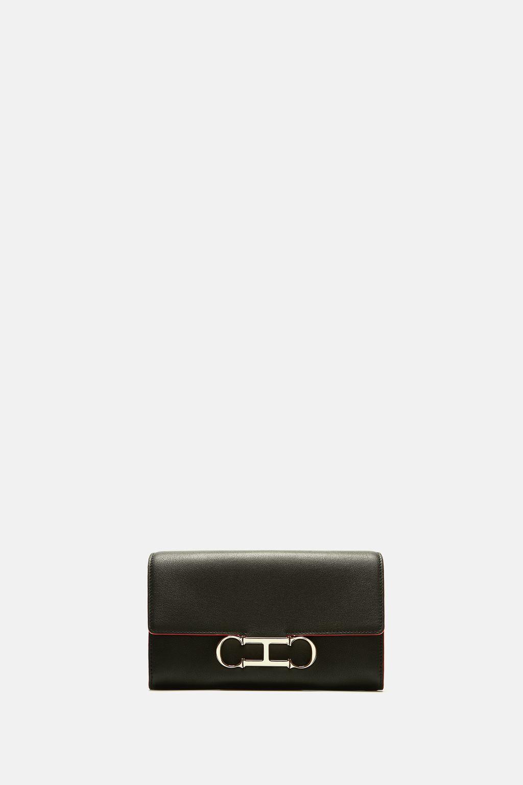 Initials Insignia | Small clutch