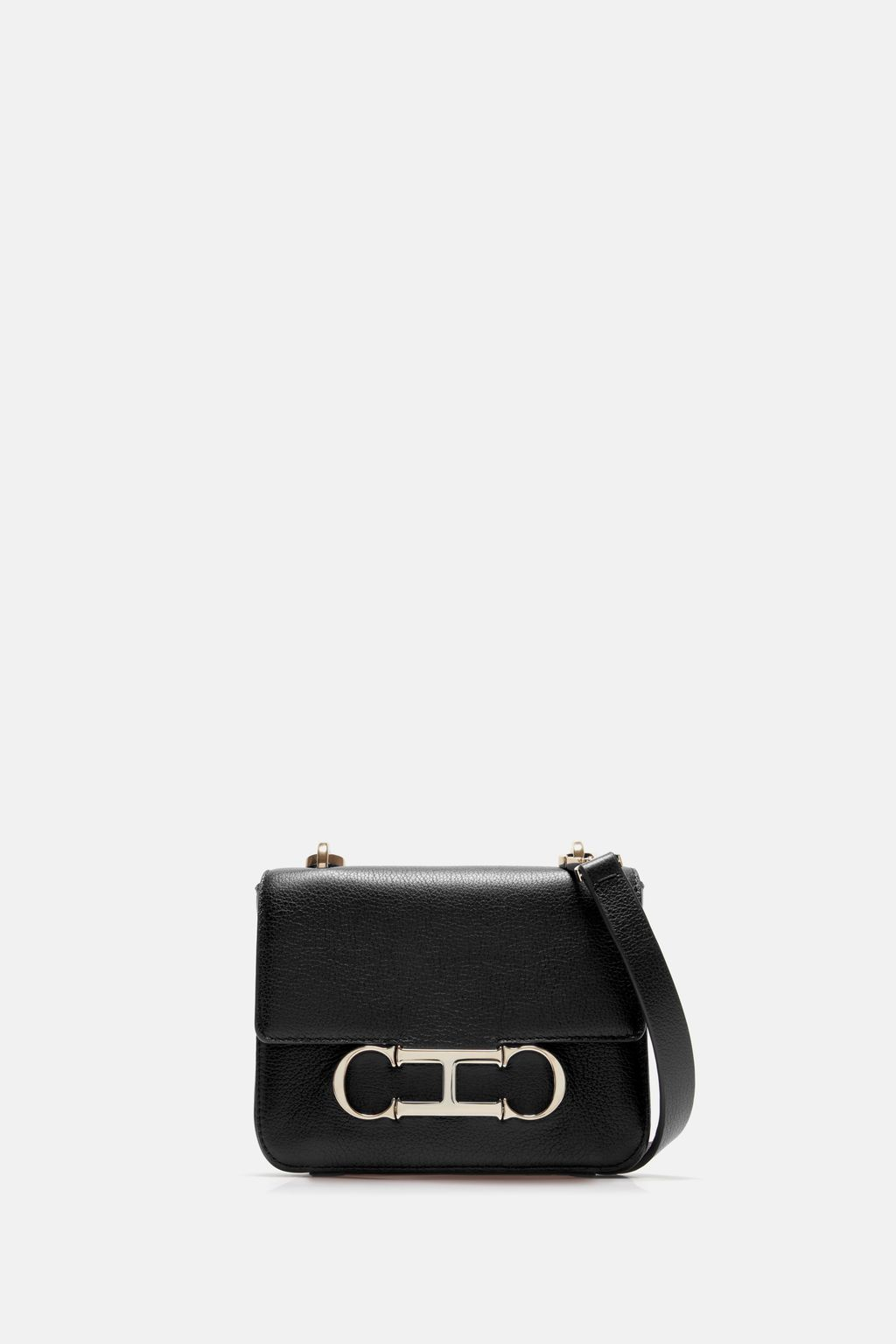 Tiny Initials Insignia | Mini cross body bag