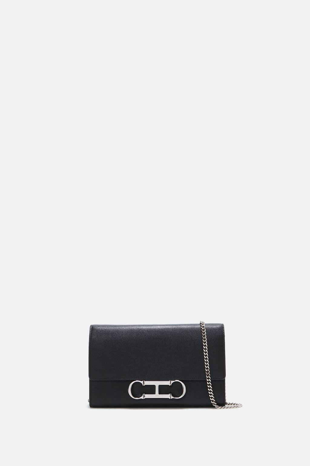 Initials Insignia | Medium cross body bag