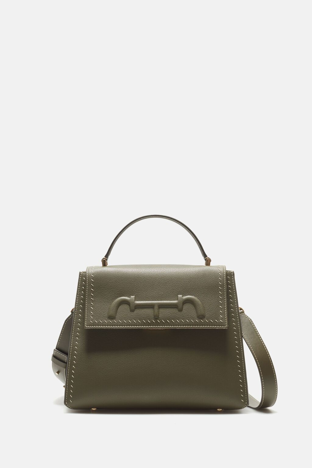 Doma Insignia Satchel | Medium shoulder bag
