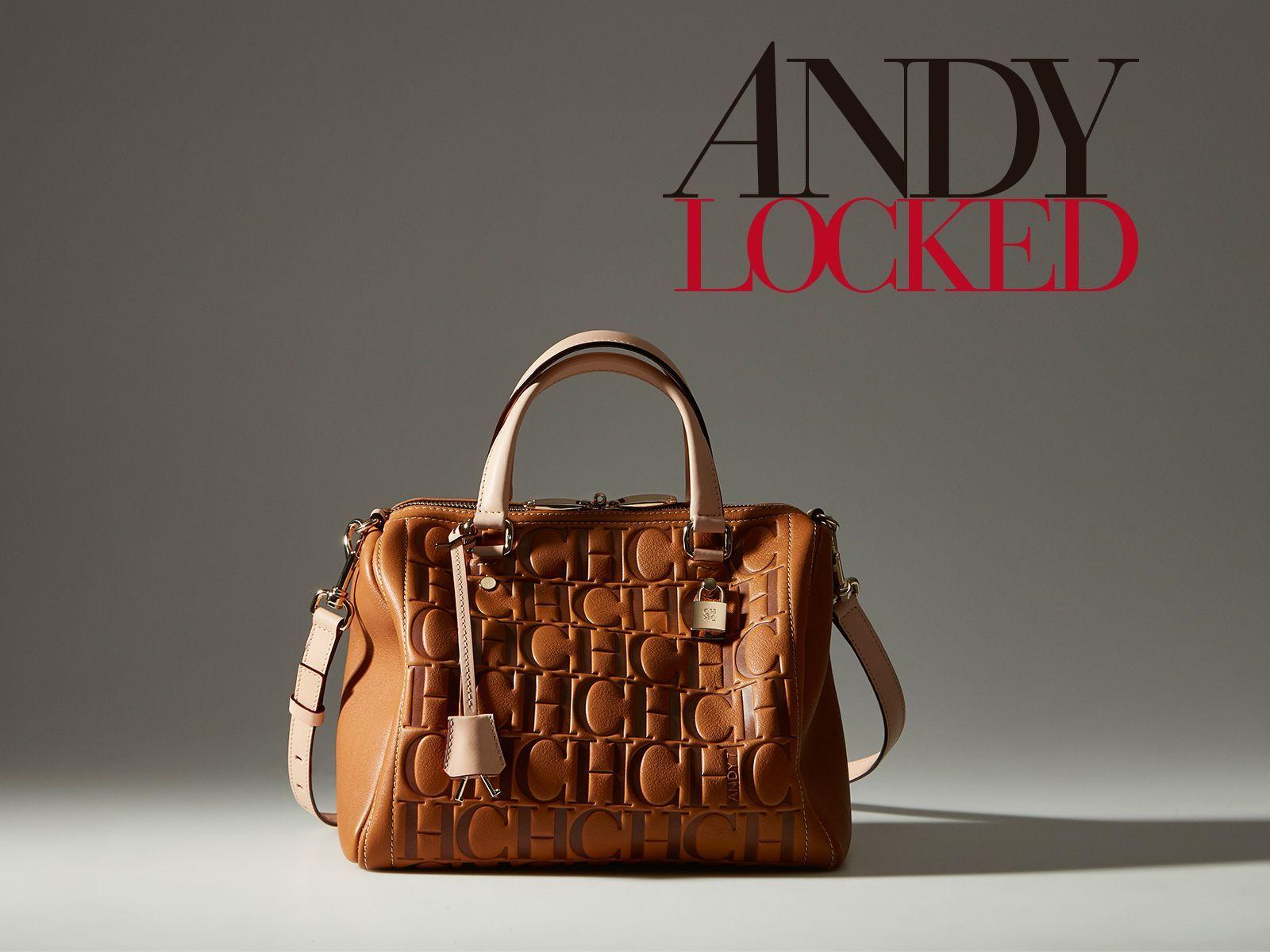 Andy 7 Locked | Medium bowling bag