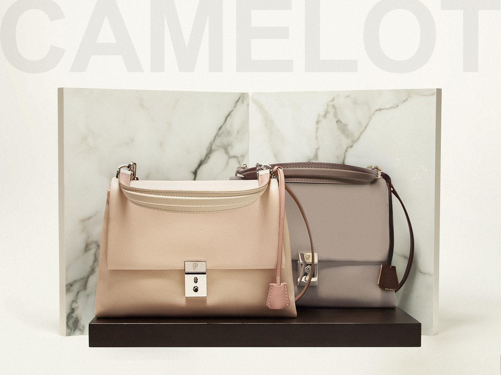 Camelot   Medium shoulder bag