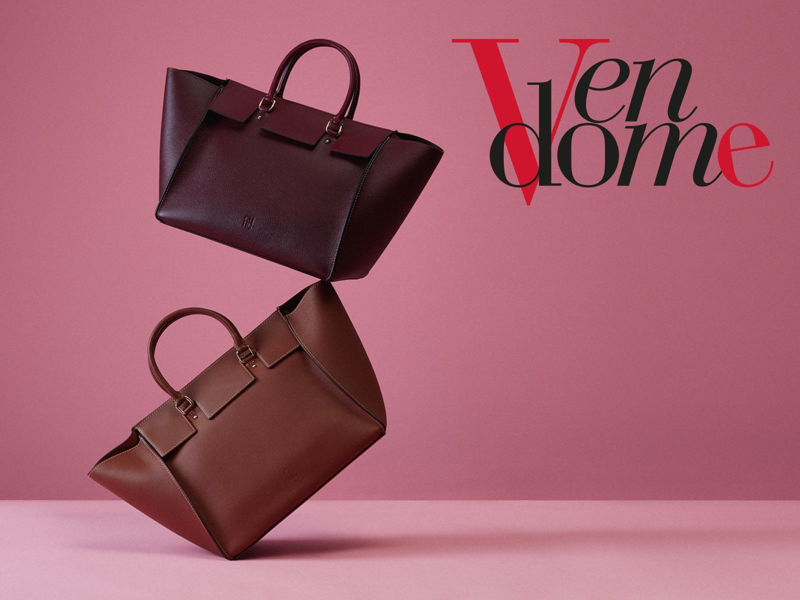 Midi Vendome | Medium handbag