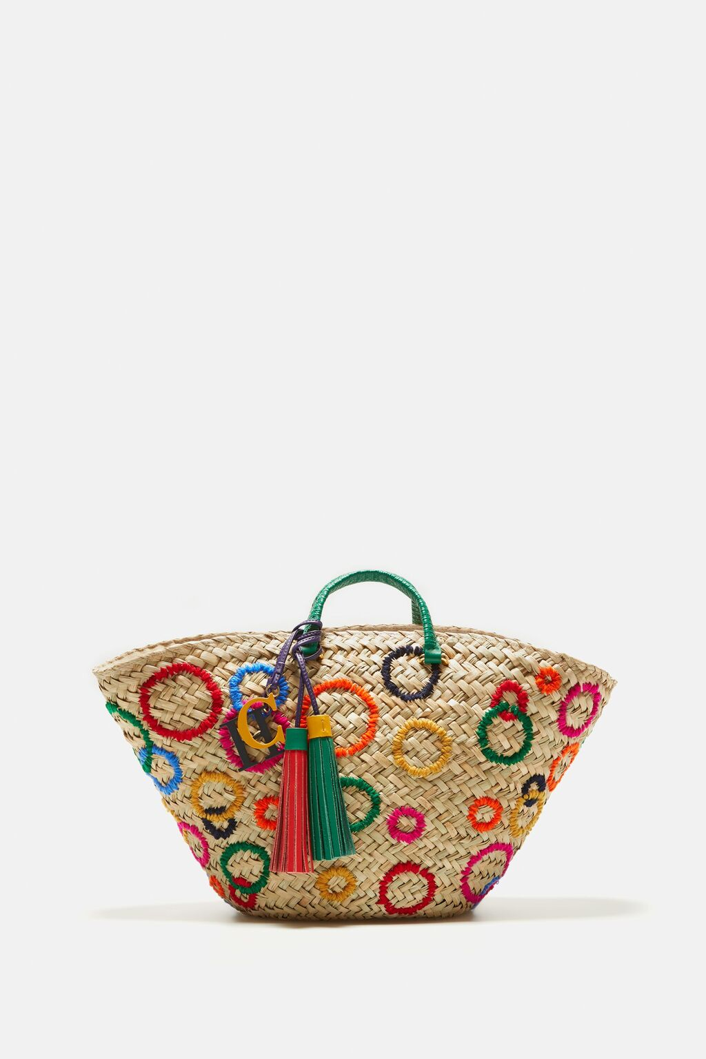 Capazo Dots | Medium handbag
