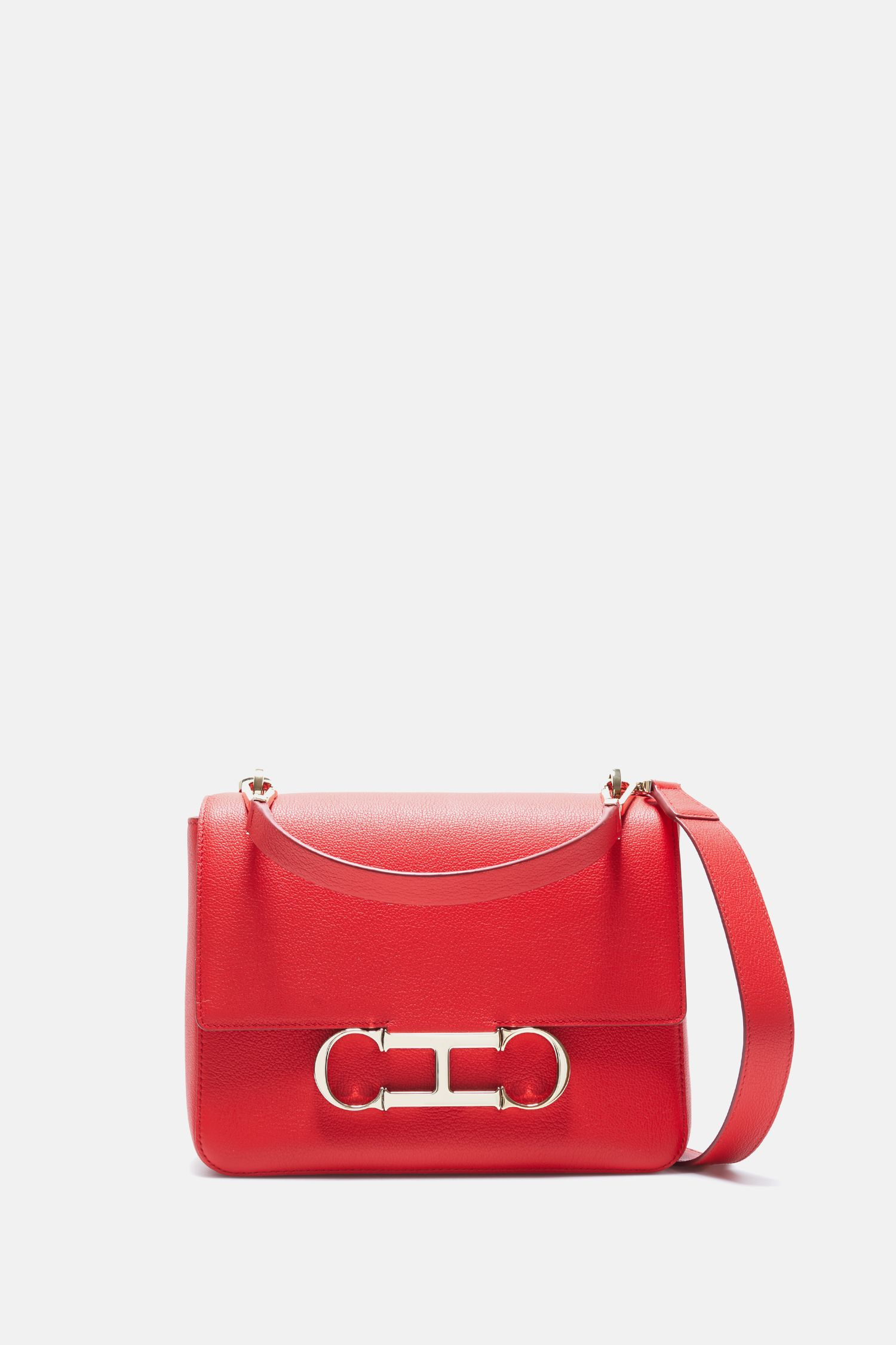 Initials Insignia Satchel    Medium shoulder bag