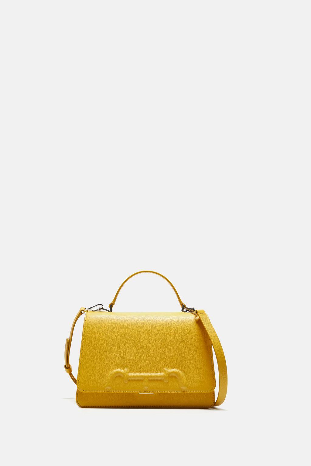 Victoria Insignia Satchel | Medium shoulder bag