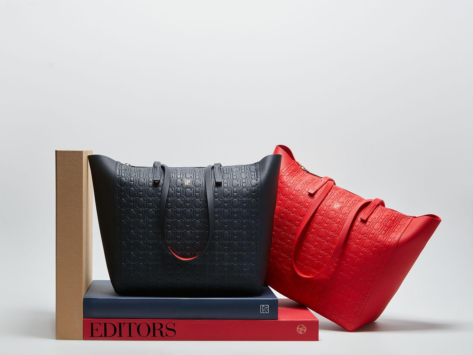 Editors Shopping Zip M | Medium shoulder bag