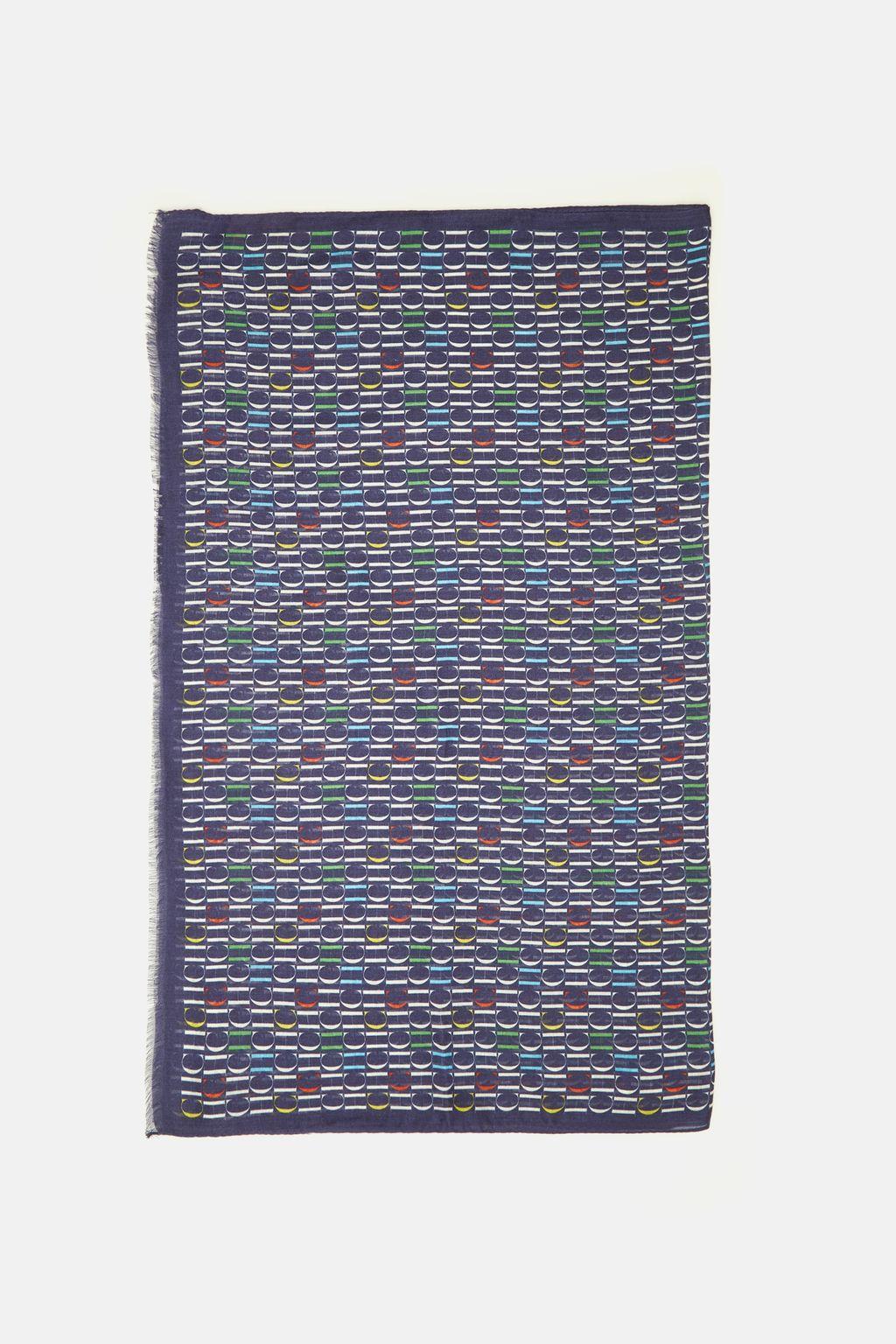 Chiribitas modal scarf