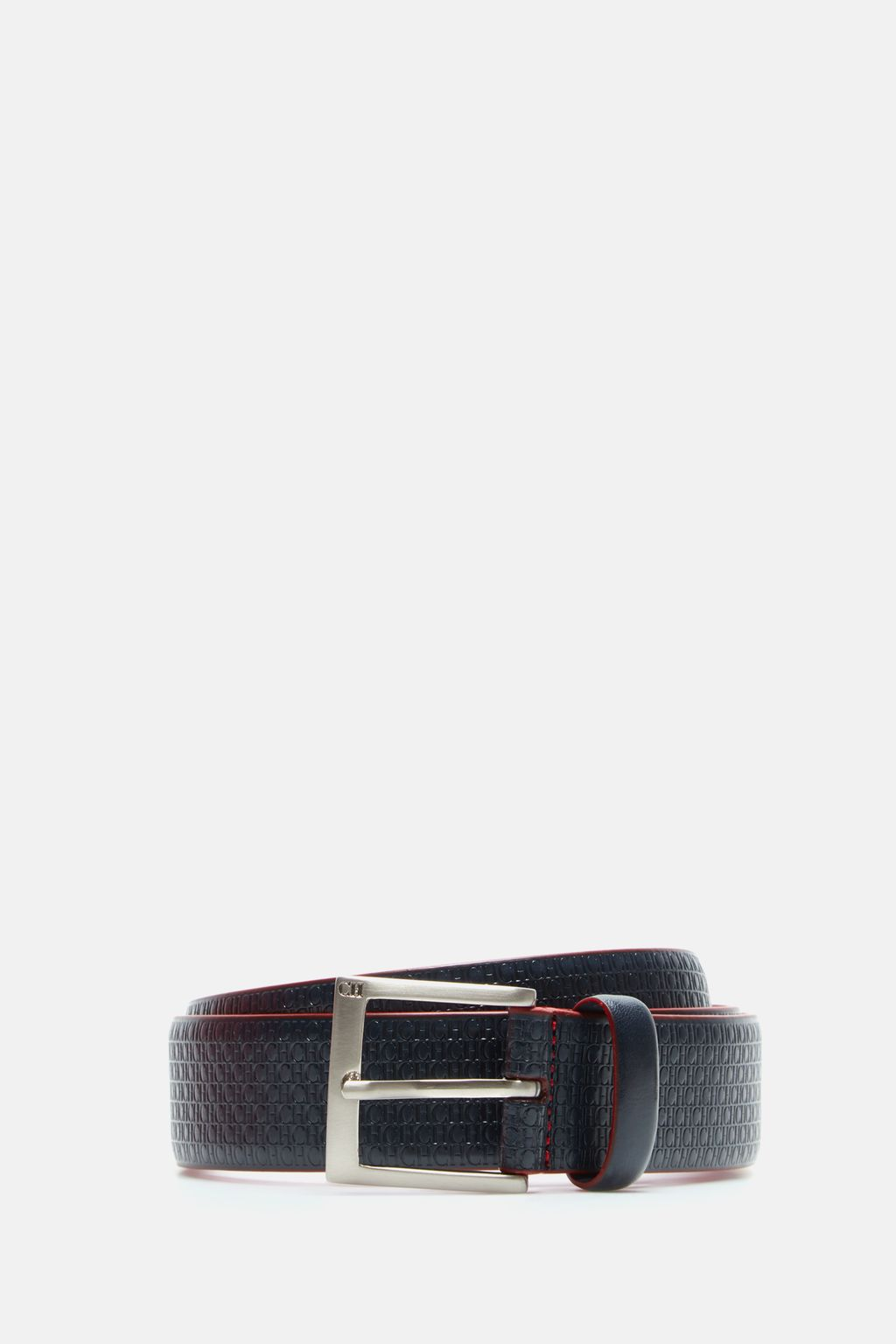 Micro Seal leather belt