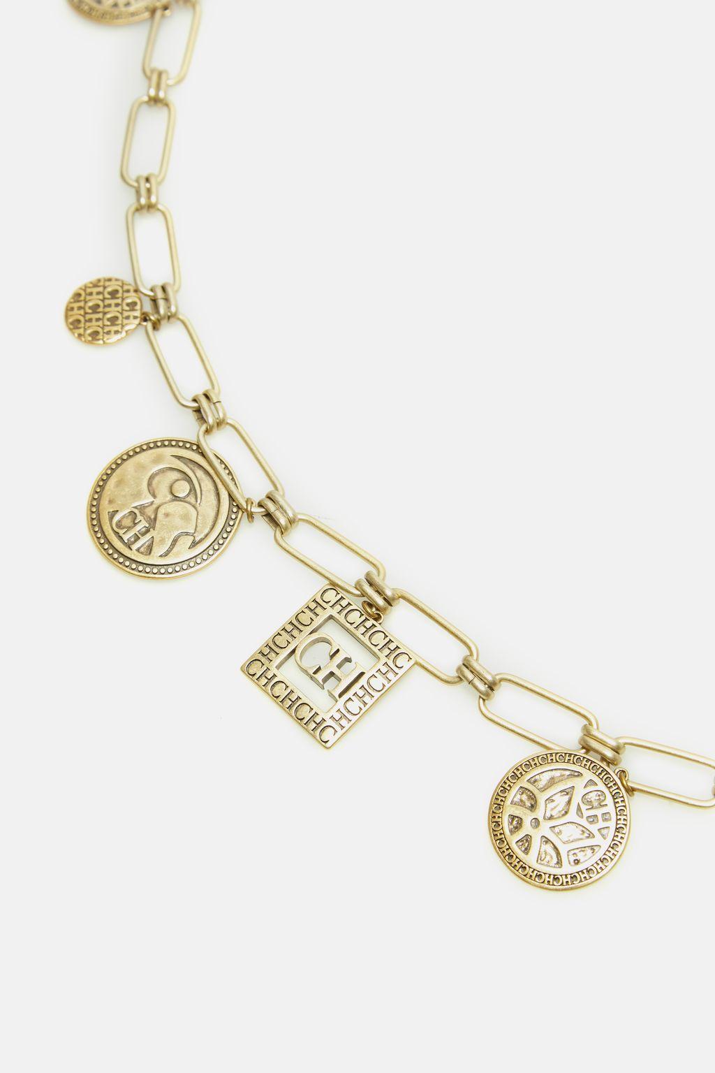 Gold Vintage chain belt
