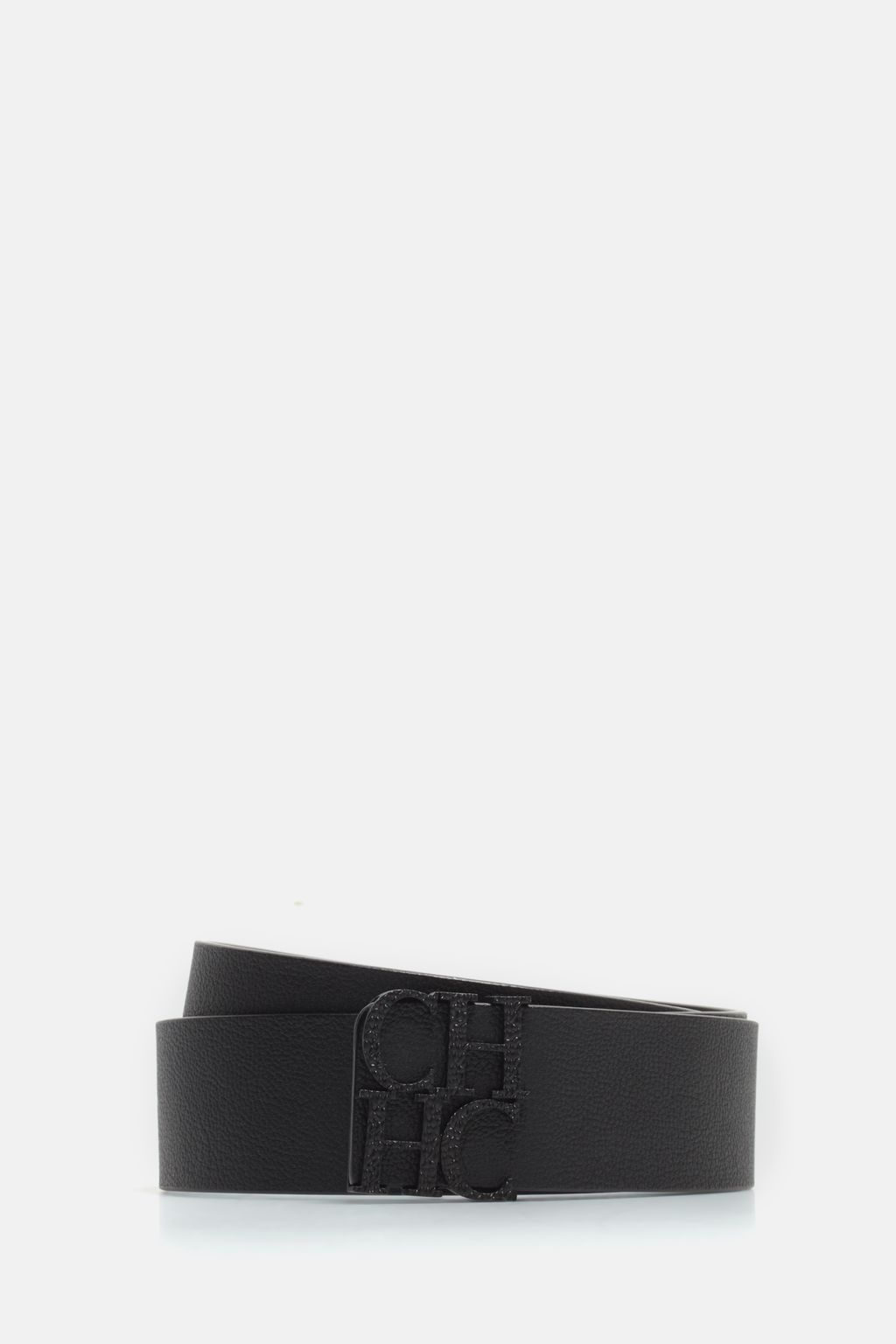 CH leather belt
