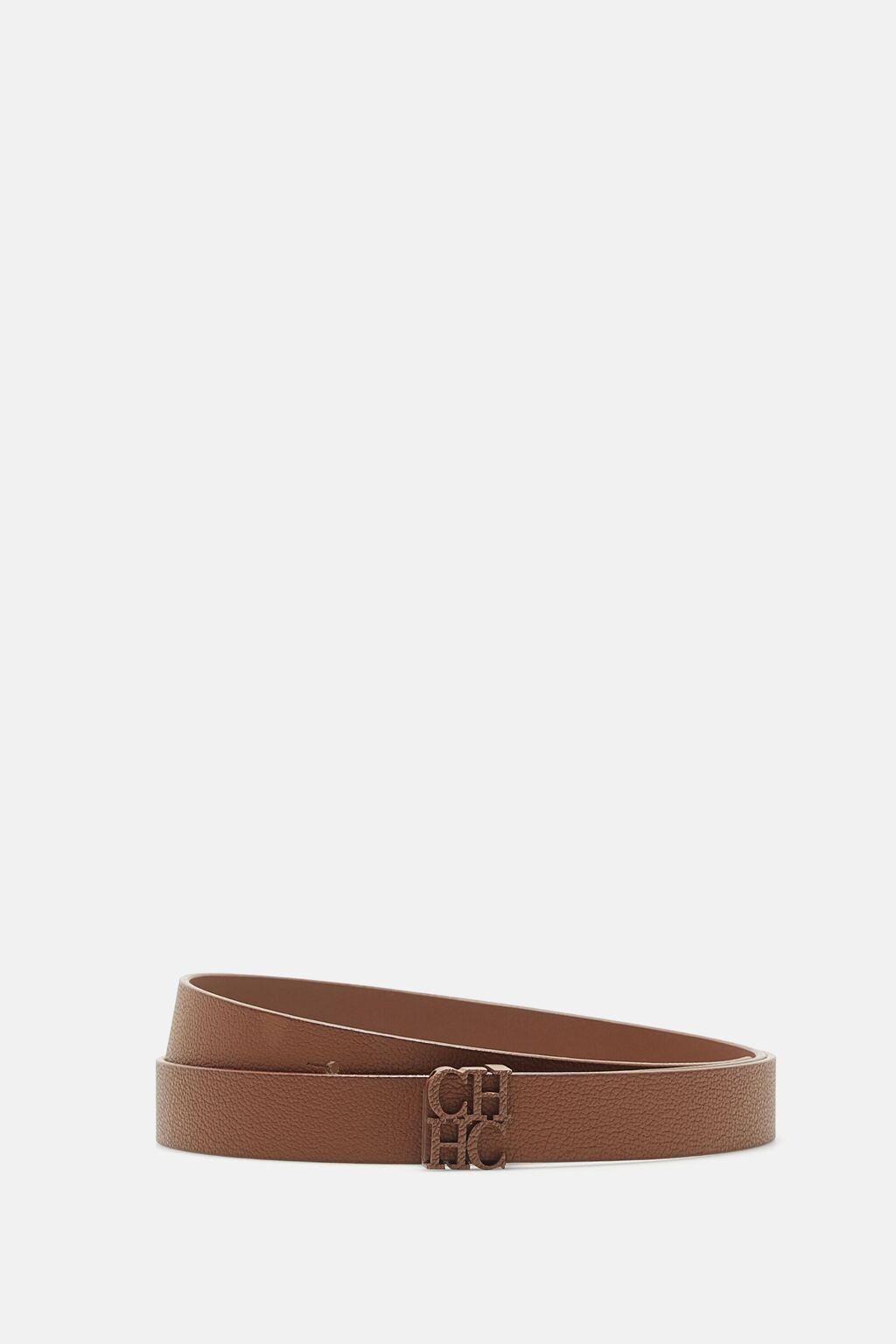 CHHC leather belt